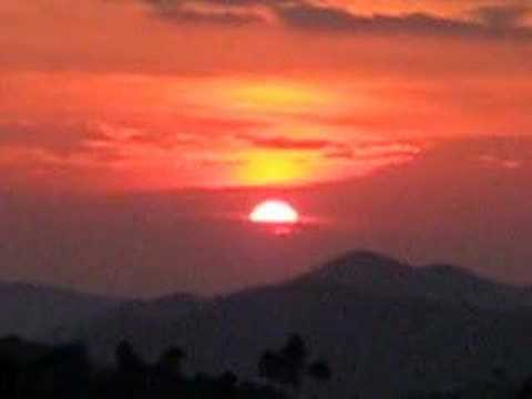 Uganda sunset Raggae version