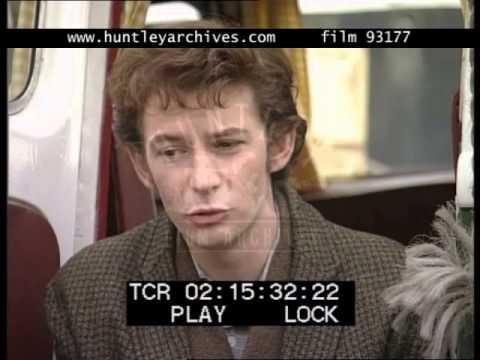 Ian Hart Explains The Beatles' Formation, 1990's  Film 93177