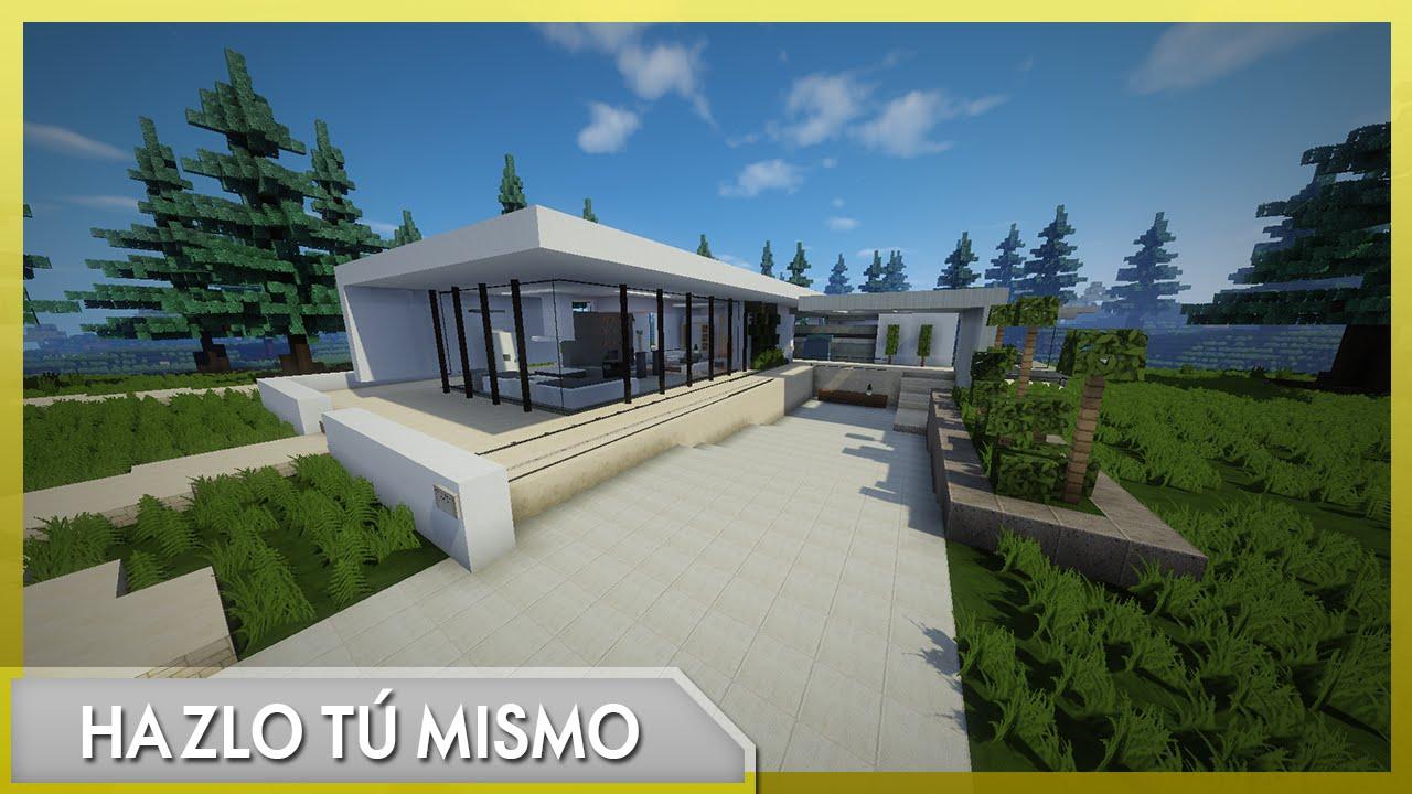 Hazlo t mismo casa moderna minimalista descarga for Eumaster casa moderna 8x8