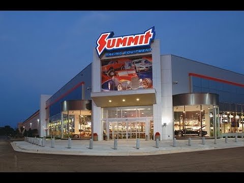 Summit Racing Tallmadge Ohio Tour