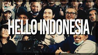 EP2. HELLO INDONESIA