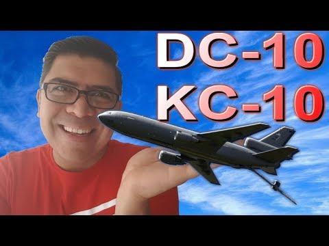 McDonnell Douglas DC-10, KC-10 - F-Air 2017, Video Blog 4. (#77)