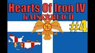 [HOI IV Kaiserreich] - #4 - I 300 - Grecia