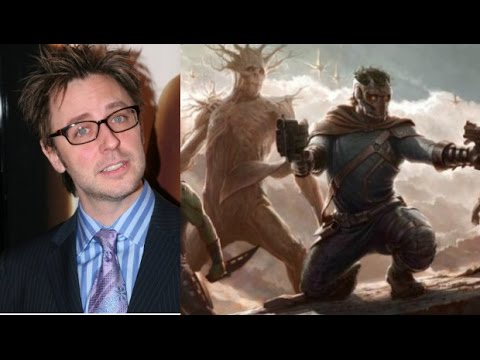 James Gunn Talks About Star Lord's Father - AMC Movie News ...