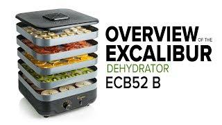 Excalibur ECB 52B dehydrator