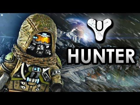 LEGO Destiny : Hunter - Custom Minifigure Showcase