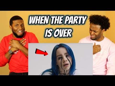FIRST TIME LISTENING TO BILLIE EILISH (WOW!!!) REACTION