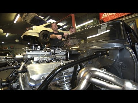Under the Hood: Daddy Dave and the Goliath | Street Outlaws
