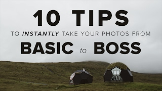 Video 10 Tips to INSTANTLY Take Better Photos download MP3, 3GP, MP4, WEBM, AVI, FLV Mei 2018