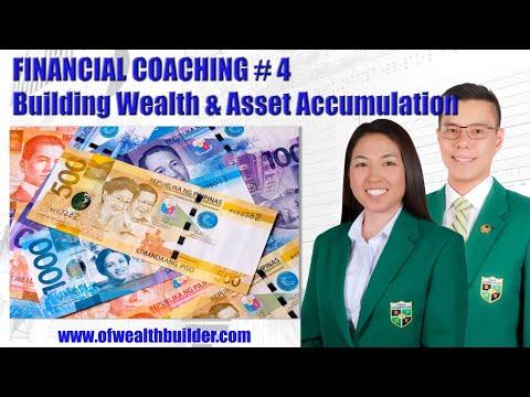 Financial Coaching #4: Building Wealth & Asset Accumulation