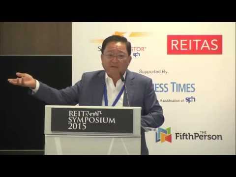 REITs Singapore: John lim from ARA Asset Management