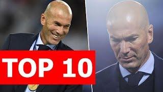 Top 10 điều thú vị về Zinedine Zidane