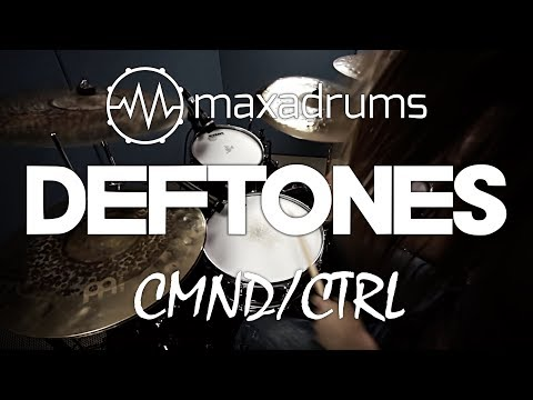 DEFTONES - CMND/CTRL (Drum Cover + Transcription / Sheet Music)