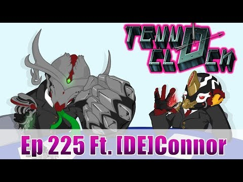 "Warframe Tenno Clock #225 Ft. [DE]Connor - ""Bring forth the Dark Sectors!"""