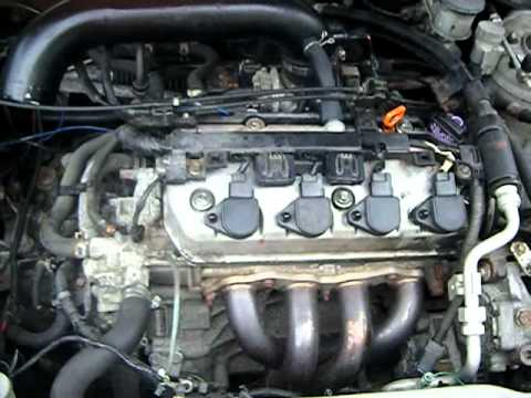 D17a Engine Diagram 2002 Civic 11h03 Youtube