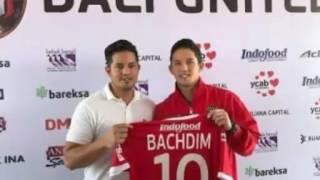 Irfan Bachdim Resmi Gabung Bali United Bukan Arema FC | BENDOT CHANEL