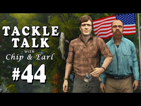 Tackle Talk with Chip & Earl #44: Chip Hamlin: Attorney At Law