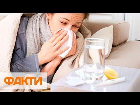 Грипп в Украине: симптомы и профилактика