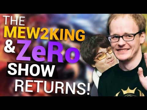 The Mew2King and ZeRo Show Returns!