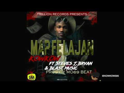 KOWKOW - MAP FE LAJAN Ft Steves J.Bryan & Blast Music[Official Audio]. SAJES.N.A.R.T.S