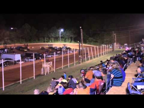 Winder Barrow Speedway Limited late Model Feature Race 5/9/15