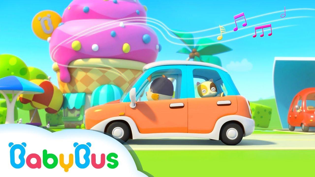Berhati Hati Saat Naik Mobil Lagu Kebiasaan Baik Lagu Anak Anak Babybus Bahasa Indonesia Youtube