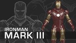 CGI IronMan Mark III Reel