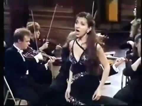 Natalie DESSAY-extrait de l'air des clochettes-Lakmé Opéra de Clément Philibert Léo DELIBES-1883.