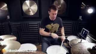 Формирование скорости при игре ногой - Майк Джонстон