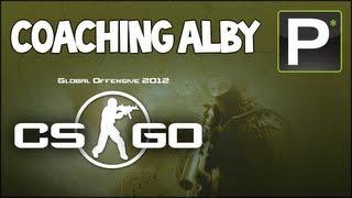 Coaching (alla cazzo) Alby #2 - CSGO con PdV VoKy