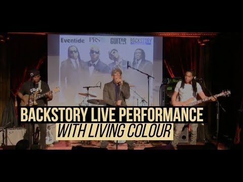 Living Colour perform live from The Cutting Room NYC