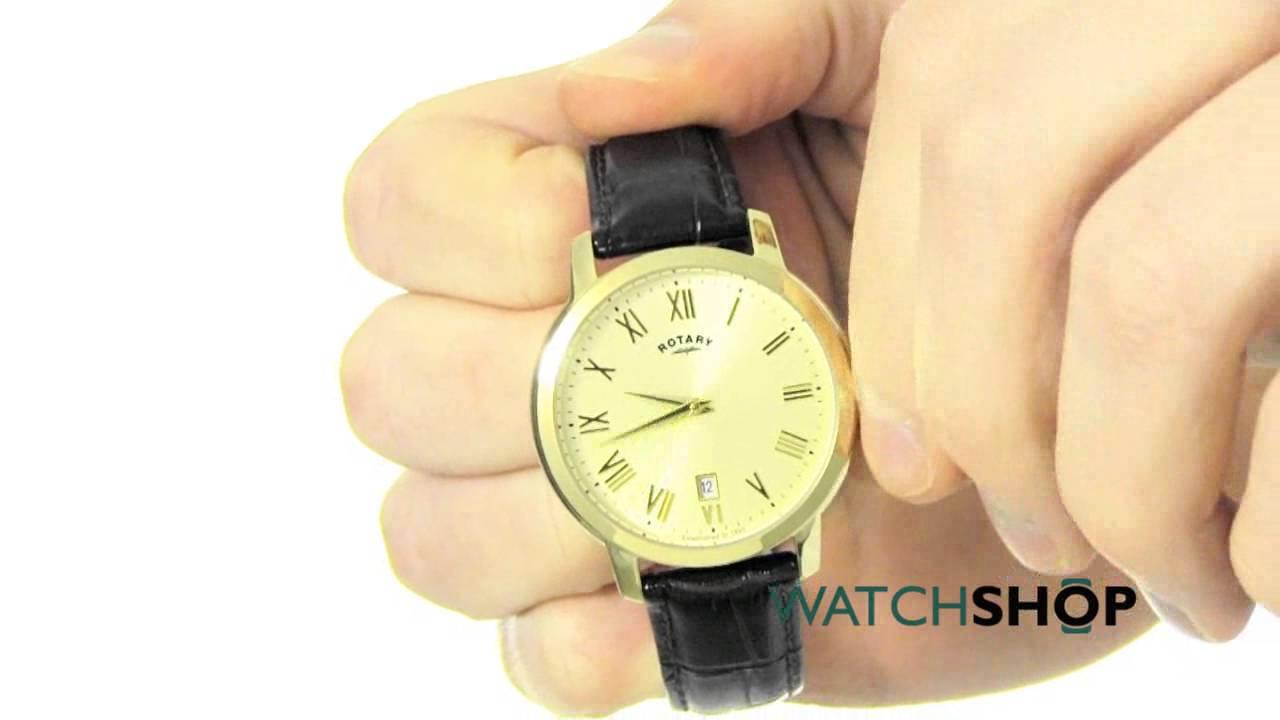 Rotary Men s Sloane Watch (GS02462 03) - YouTube dfb9e82da43d