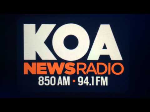 "KOA: ""KOA Newsradio 850 AM / 94.1 FM"" Denver, CO 11pm MT TOTH ID--02/04/16"