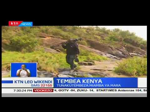 Tembea Kenya: Miamba ya Mara
