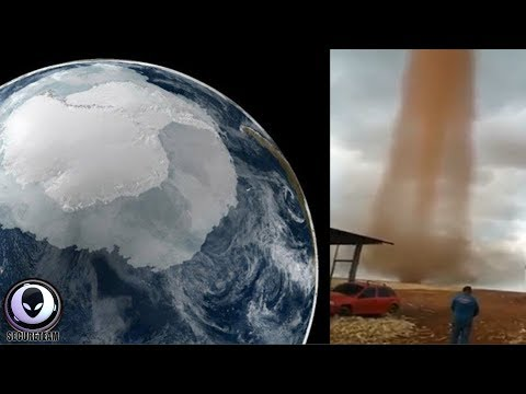 MYSTERY OCEAN Structure Causing Strange Activity? 8/16/17
