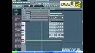 11 | Как сделать нарастание звука или падение в FL Studio