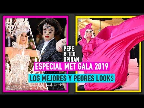 Lo Mejor y lo Peor del Met Gala 2019 con Gerard Cortez