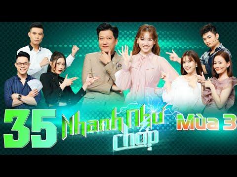 Nhanh Như Chớp 3   Tập 35: Trường Giang bất ngờ với sự bình tĩnh, cân luôn team của hot girl Hoa Sen