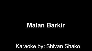 karaoke kurdi - mala barkir كاراؤوكي كردي مالا باركر