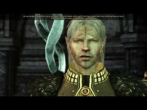 Dragon Age Origins  Siding with Zathrian |