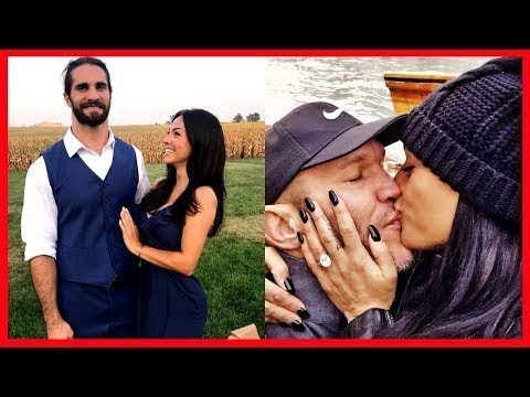 wrestlers dating celebrities