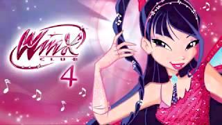 Winx Club 4 - Clip - Sigue El corazón - Soundtrack Español Latino