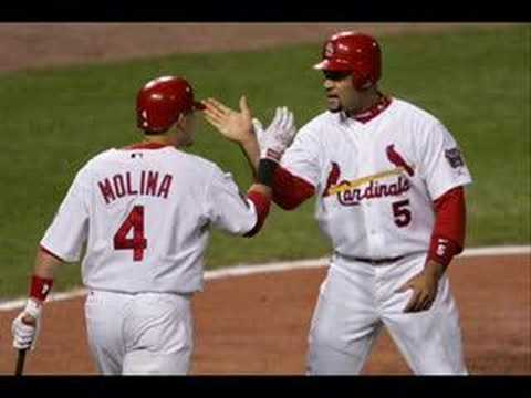 2006 World Series Champs St Louis Cardinals