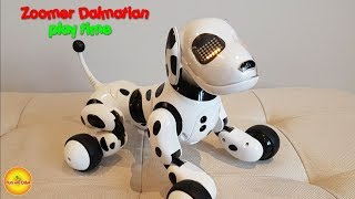 Zoomer Dalmatian Robot Dog