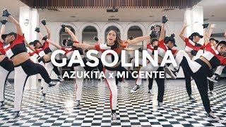 GASOLINA x AZUKITA x MI GENTE (Dance Video) besperon Choreography feat. SKIP Entertainmen ...
