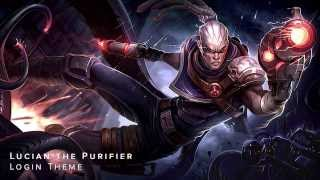 Lucian the Purifier Login Theme by The Crystal Method [1080p HD]