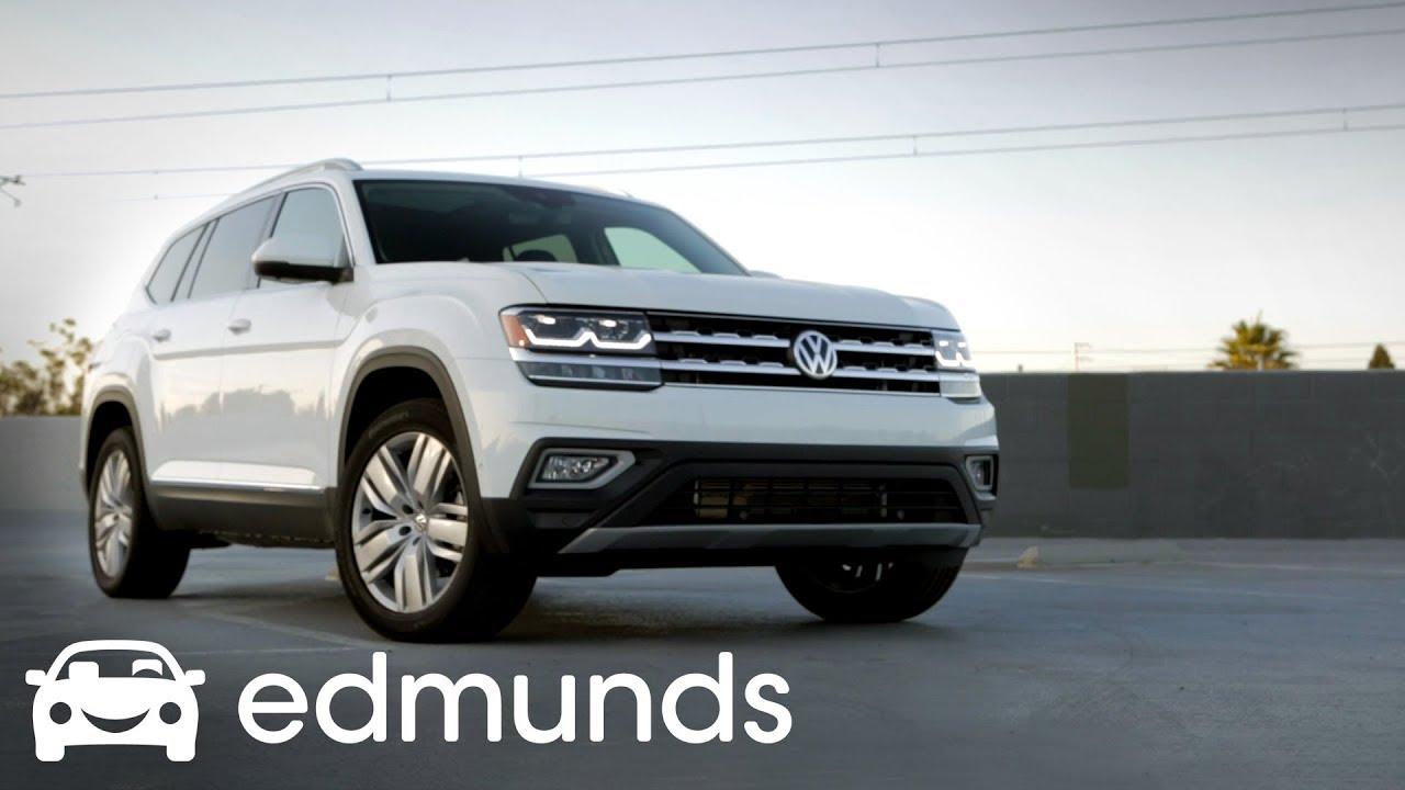 2018 Volkswagen Atlas Review Edmunds