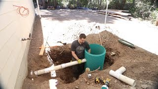 Storm Water Catch Basin Drainage System