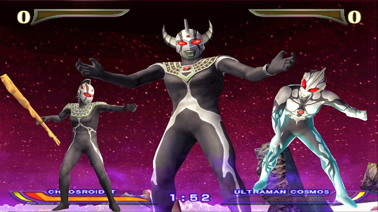 Sieu Nhan Game Play | Ultraman Taro Ultraman và Ultra seven Tiêu diệt 3 Ultraman Bóng tối