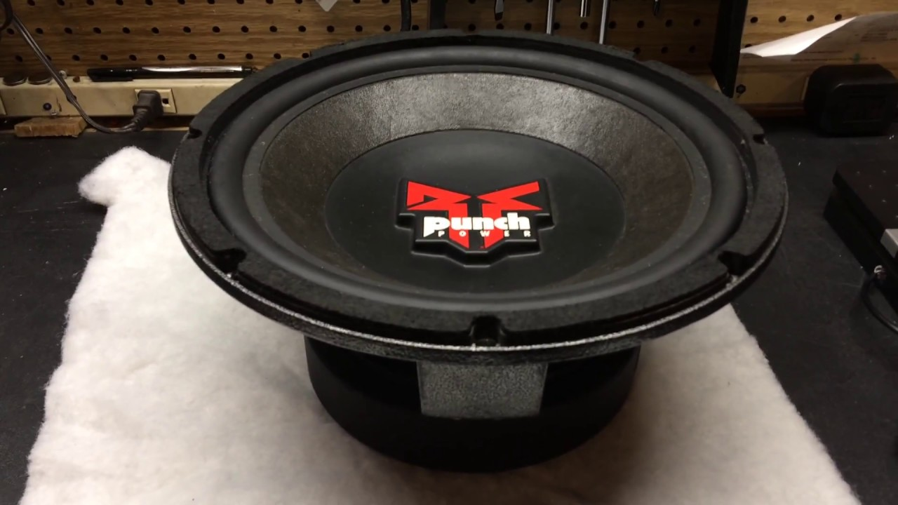 Rockford Fosgate PX1 Punch Watt Full-Range Mono Amplifier Car Electronics